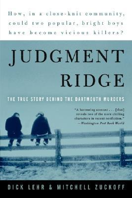 Judgment Ridge By Zuckoff, Mitchell/ Lehr, Dick