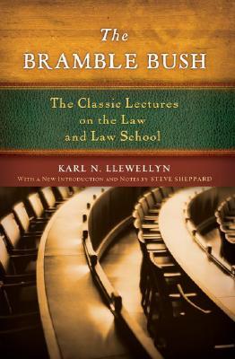 The Bramble Bush By Llewelly, Karl N./ Sheppard, Steve (INT)